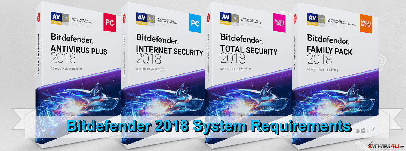 bitdefender total security 2018 version