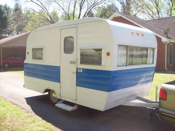 Used RVs Restored Like NEW, 1964 Phoenix Vintage Camp ...