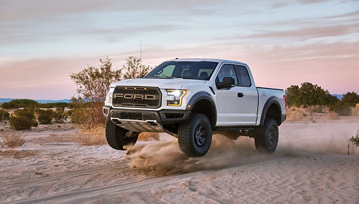 Muscle Car Collection 2017 Ford F 150 Raptor Ecoboost V6 Twin Turbo