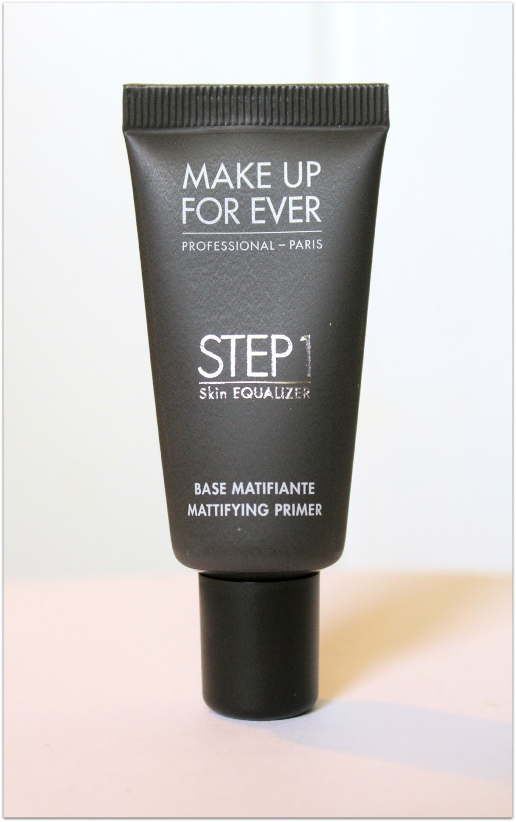 Step 1: Life Is Short. Buy The Makeup.: Review: Make Up For Ever