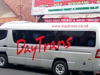Jadwal Daytrans Shuttle Salatiga Semarang