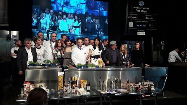 Ήπειρος: Η γαστρονομία της Ηπείρου πρωταγωνιστεί στην έκθεση Food Expo 2018
