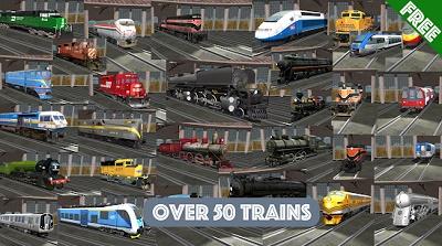game simulasi kereta api android