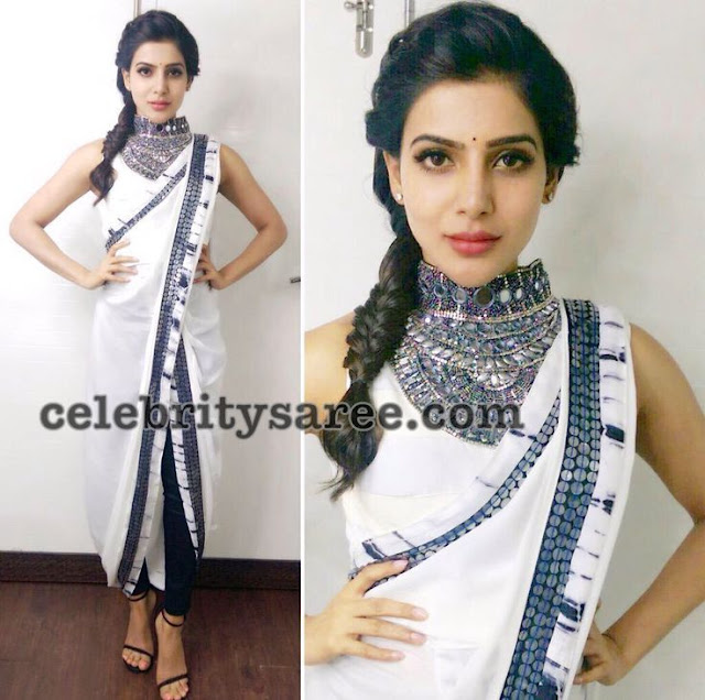 Samantha-akkineni-stylish-saree-drape2