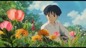 Film Ghibli; The Secret World of Arrietty