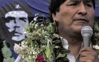 Regime comunista de Evo Morales criminalizará a evangelização Bolívia