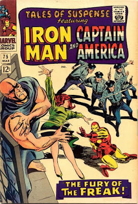 Tales of Suspense #75, Iron Man