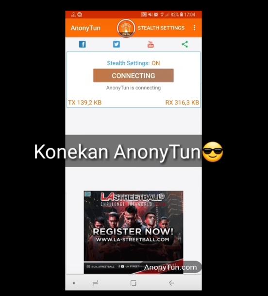 Cara Setting Anonytun Kuota Chat Telkomsel Langkah Selanjutnya 2019