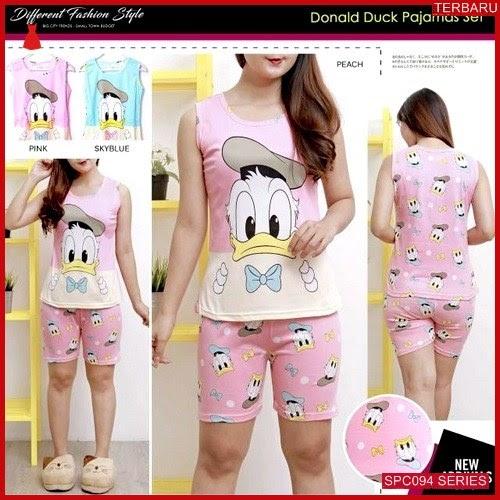 SCP094P62 Piyama Donald Terbaru Duck Baju Tidur Wanita | BMGShop