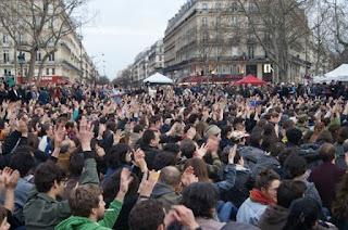 Nuit Debout: la contestación toma las plazas en Francia