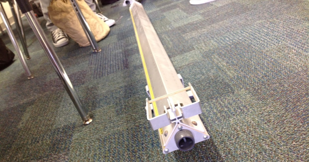 Kimberly Tom Physics Rubber Band Cart Launcher Lab