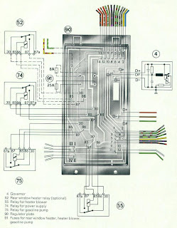 Free Auto Wiring Diagram: 1971 Porsche 914 Electrical