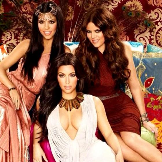 Kim Kardashian's Instagram Photos