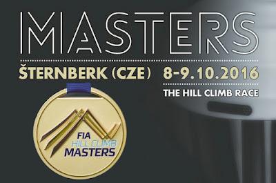Με χρώμα ελληνικό το FIA Hill Climb Masters