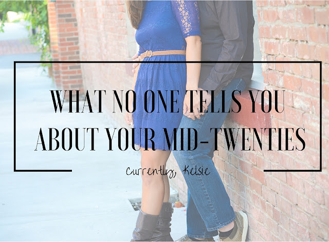What No One Tells You About Your Mid-Twenties