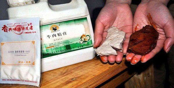 10 FOODS MADE IN CHINA THAT ARE FILLED WITH PLASTIC, PESTICIDES AND CANCER CAUSING CHEMICALS