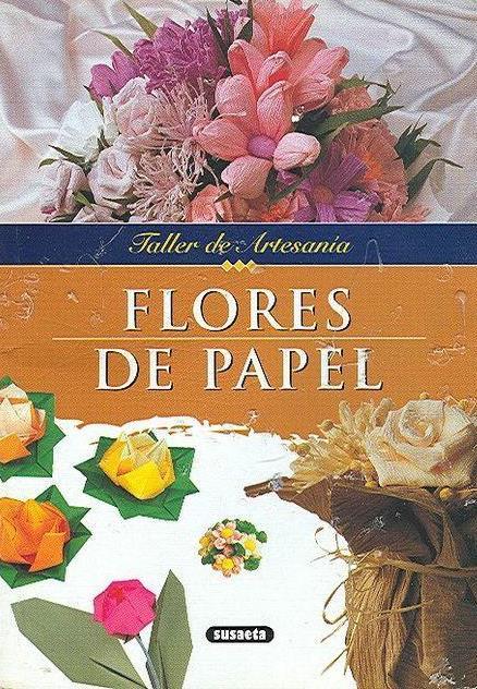 Taller de Artesanías Flores de Papel