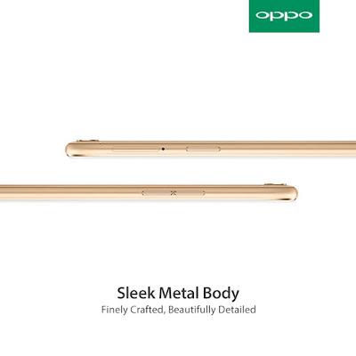 Oppo F3 Specs leaked
