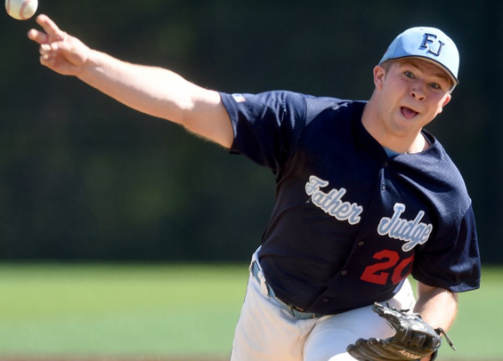 Chuck Kelley of Father Judge will pitch for La Salle in 2019