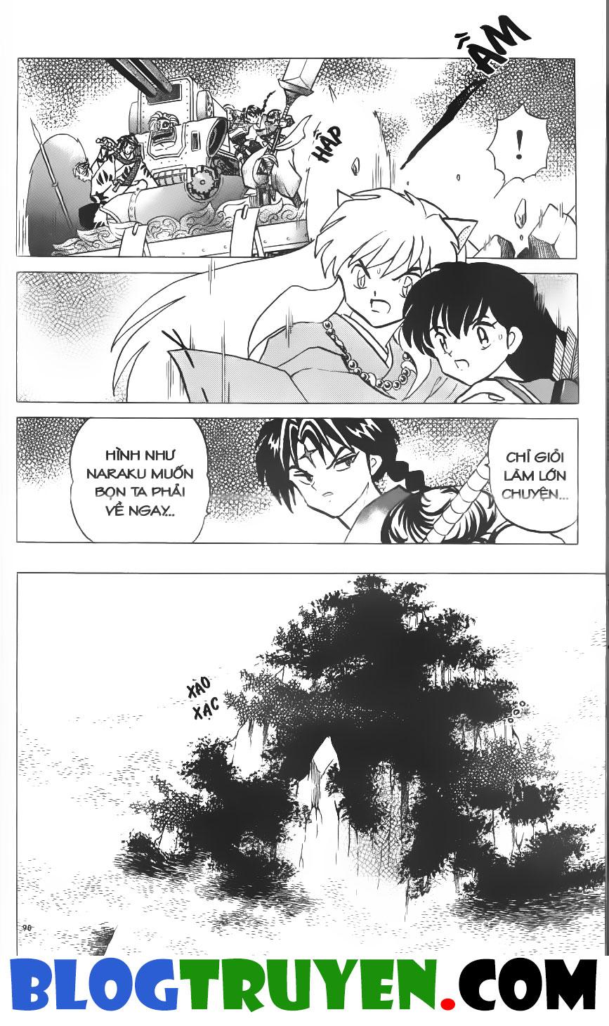 Inuyasha vol 26.5 trang 11