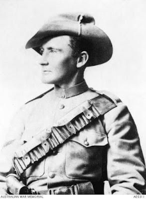 Harry 'Breaker' Morant, Australian War Memorial, A05311 (public domain)