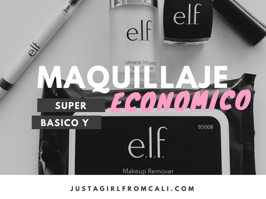 Productos de Maquillaje básicos y económicos que toda mujer debería tener