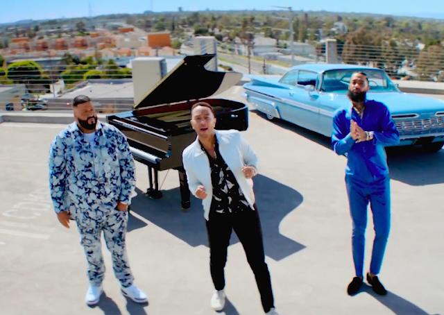 "Video: DJ Khaled Feat. Nipsey Hussle & John Legend ""Higher"""