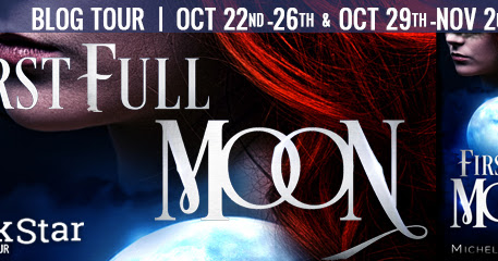 Blog Tour: First Full Moon by Michelle Alstead (Excerpt + Giveaway)