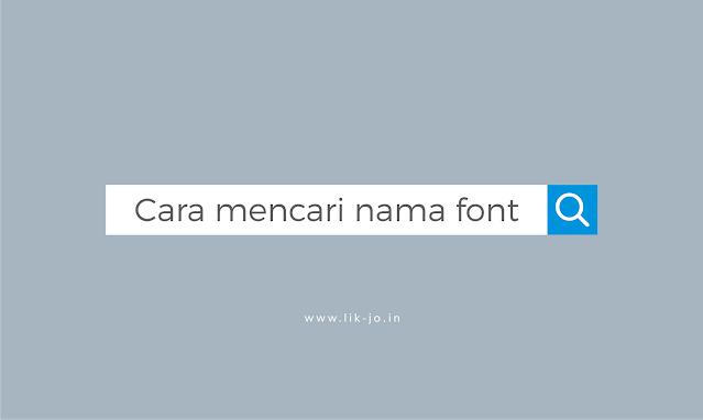 Web Penyedia Layanan Download Font