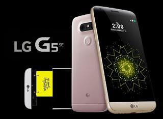Spesifikasi dan Harga LG G5 SE Ponselnya si Business Man