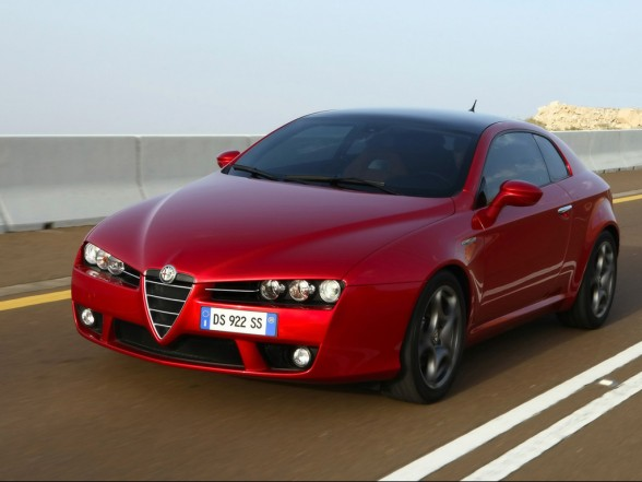 Look At the Car: 2013 Alfa Romeo Brera