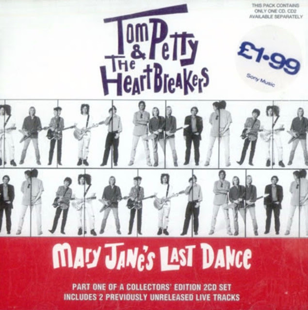 Classic Music Television music video of Tom Petty And The Heartbreakers song titled Mary Jane's Last Dance