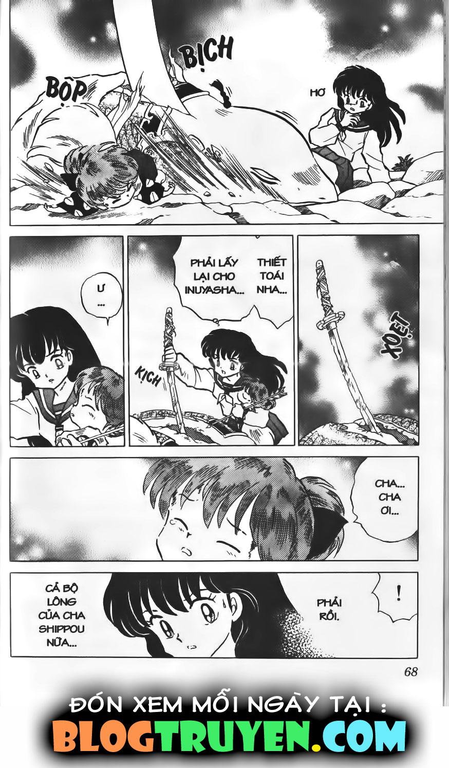 Inuyasha vol 04.4 trang 11
