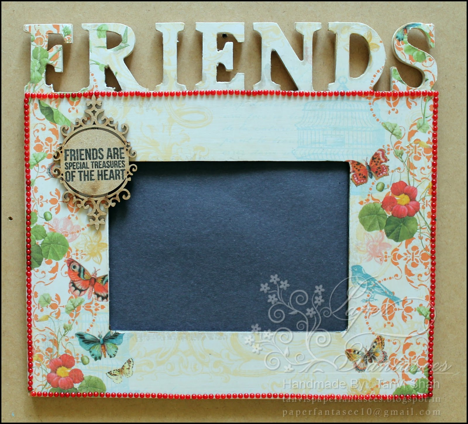 Paper fantasees the craft blog decoupage frames thank you so much for visiting taking the time to comment on my blog i love to hear from you truly appreciate your feedback have a crafty day jeuxipadfo Image collections