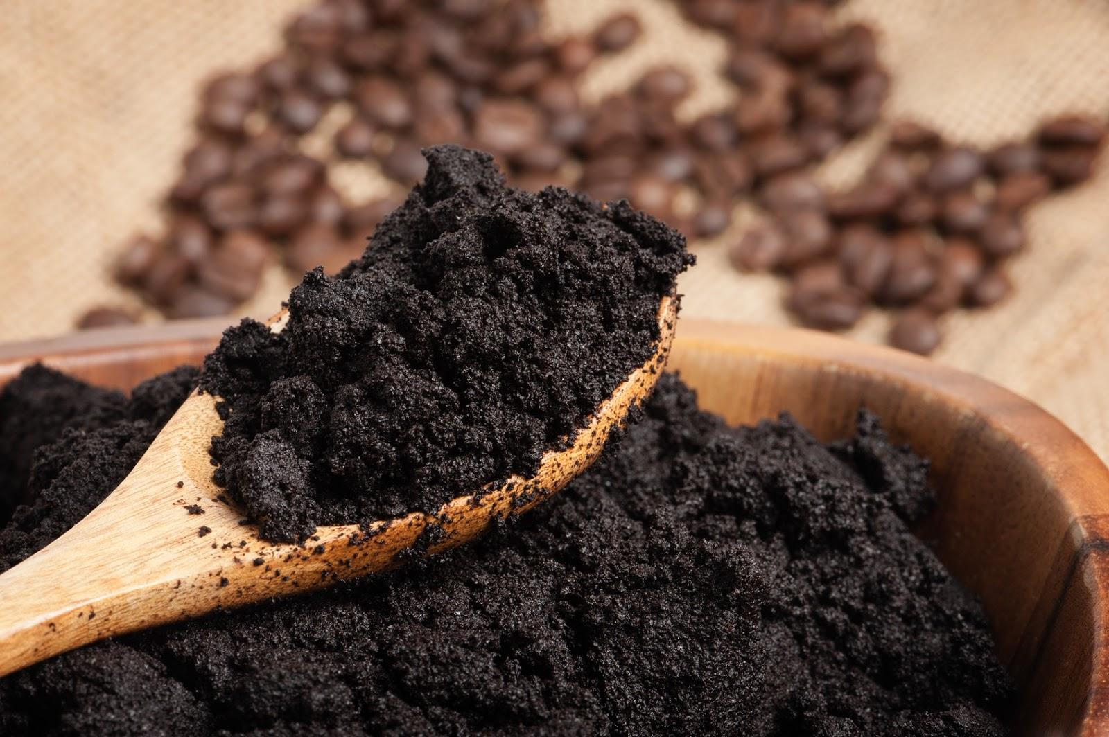 Kahve Telvesi - Karıncalardan Kurtulmanın Yolları