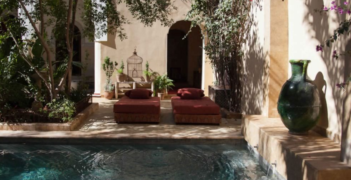 riad for sale, Marrakech