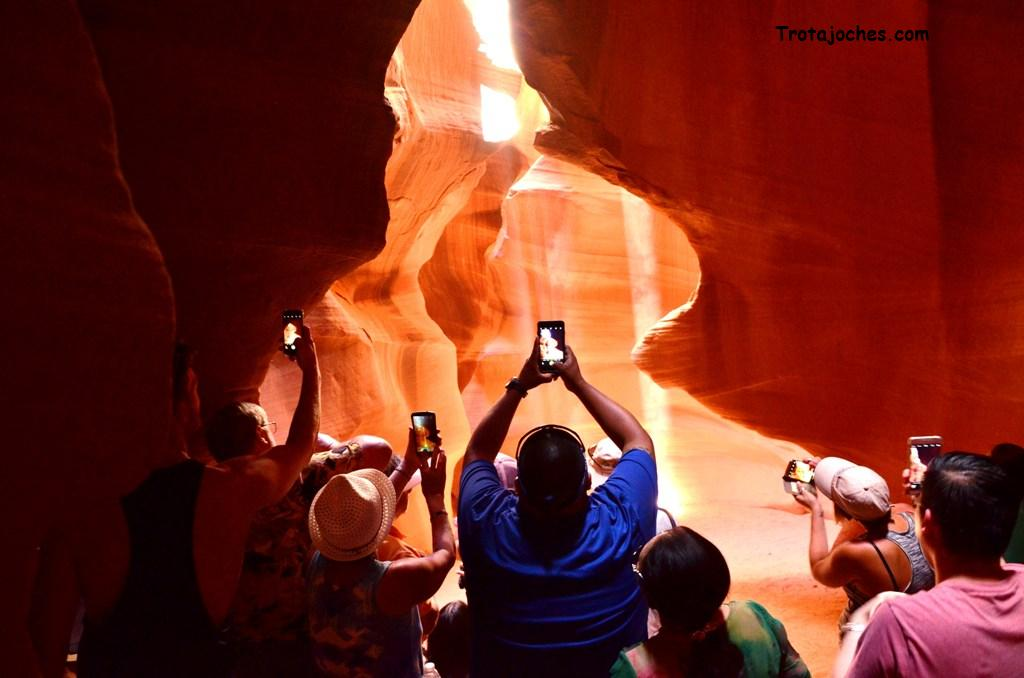 Antelope Canyon Informaci 243 N Y Consejos Para Organizar La
