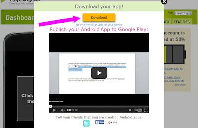 Cara Membuat Aplikasi Android #14