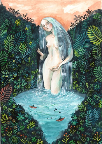 """Catarata"" - Helena Perez Garcia 
