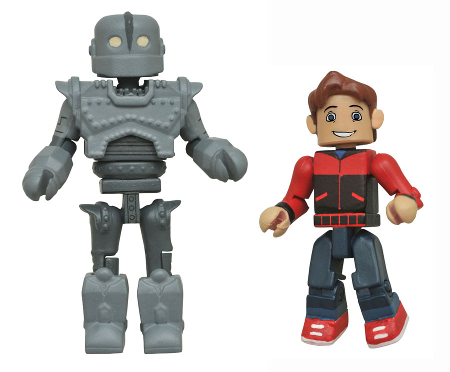 Iron Giant Vinyl Vinimates Figure