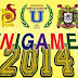 Volleyball schedule - #UniGames2014