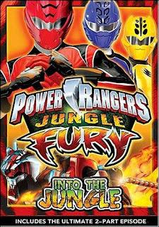 Power Rangers Furia din Jungla Sezonul 1 Power Rangers Jungle Fury Season 1 Desene Animate Online Dublate in Romana Jetix