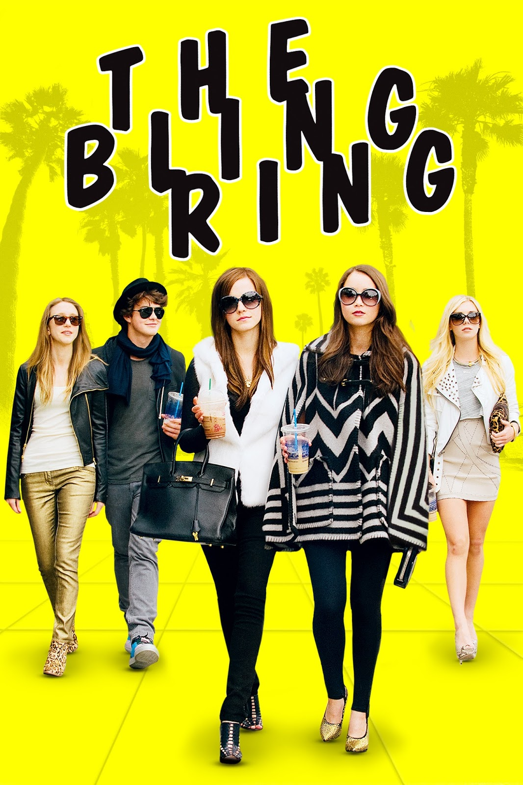 The Bling Ring Movie Film - Sinopsis (Emma Watson, Katie Chang)