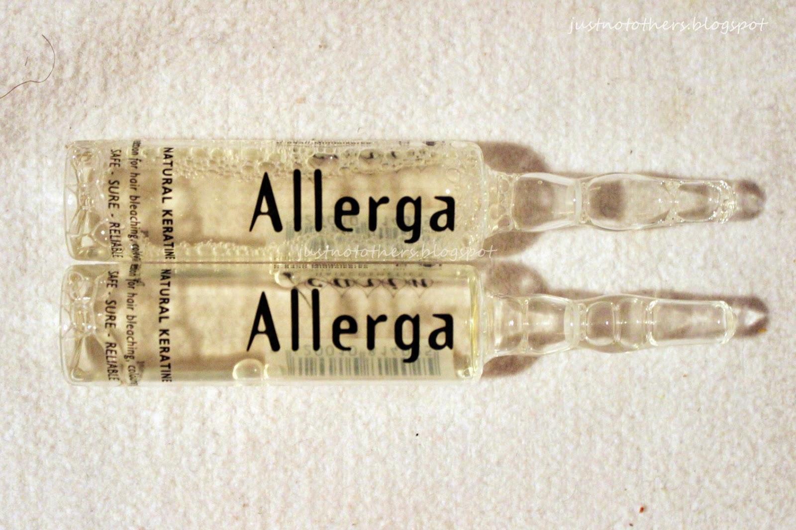 allerga natural keratin