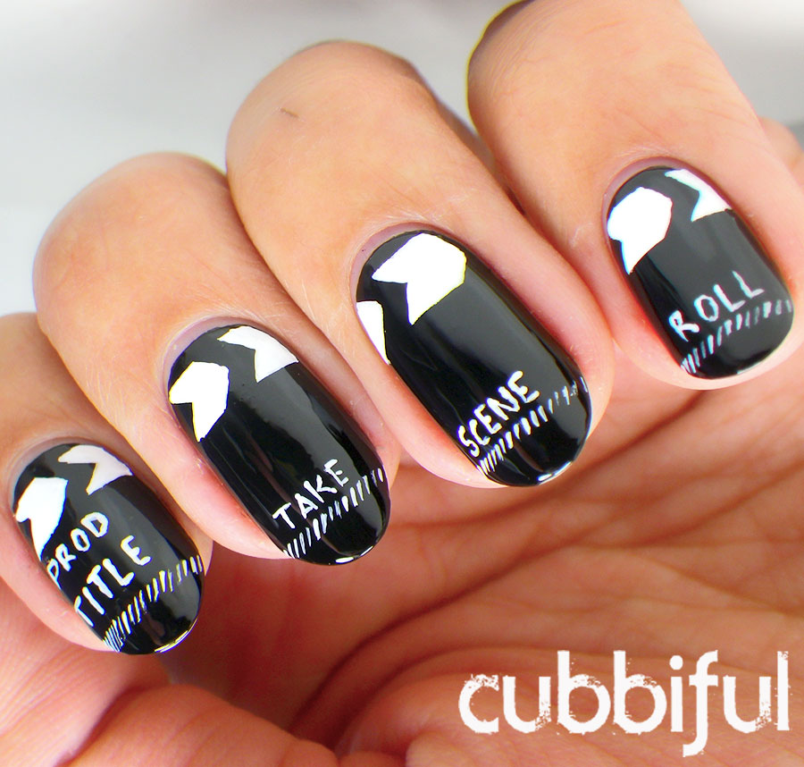 Clapperboard Nails
