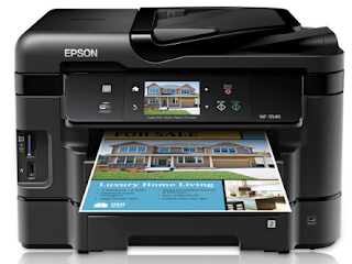 Télécharger Epson WF-3540 Pilote Imprimante Pour Windows et Mac