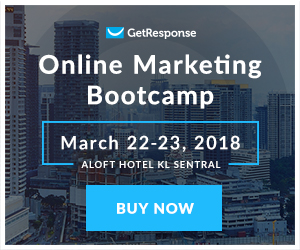 Online Marketing Bootcamp by GetResponse