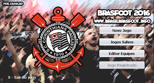 Skin S.C. Corinthians para Brasfoot 2016