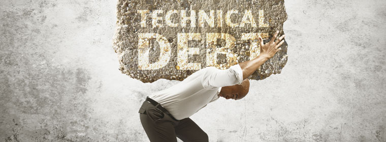 Know The Issues And Aspects Of Technical Debt