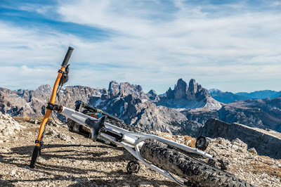 Geführte Touren Dolomiten MTB